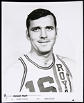 1963-1969 Jerry Lucas Cincinnati Royals 8x10 B&W Team Photo