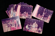 1970s Harlem Globetrotters Original Snap Shot Collection (28)