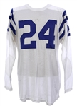 1958-1965 Lenny Moore Baltimore Colts Game Worn Road Jersey (MEARS A5)