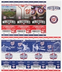 2014 World Series Full Tickets