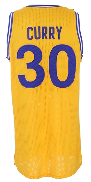 size 40 7ce16 e36d9 Lot Detail - 2010-2011 Steph Curry Golden State Warriors ...