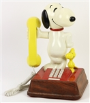 "1966 Snoopy and Woodstock Peanuts 13"" Telephone"