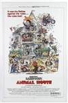 "1978 National Lampoons Animal House 27""x 41"" Framed Poster"