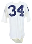 1970s Penn State Nittany Lions #34 Jersey (MEARS LOA)