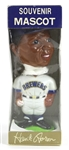 "1974 Hank Aaron Milwaukee Brewers 7.5"" Bobble Head w/ Original Box"