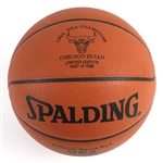 1996 Chicago Bulls NBA Champions ONBA Stern Commemorative Basketball 427/1996