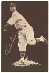 "1925-1936 Charlie Grimm Chicago Cubs 6""x 9"" Premium Photo"