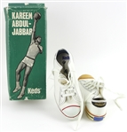 1970s Kareem Abdul-Jabbar Los Angeles Lakers Boys Keds