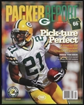 2010 Charles Woodson Green Bay Packers Packer Report