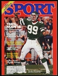 1983 Mark Gastineau New York Jets Sport Magazine