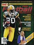 2008 Donald Driver Green Bay Packers Lindys Pro Football Magazine