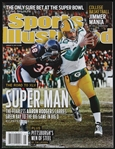 2011 Aaron Rodgers Green Bay Packers Sports Illustrated