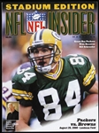2000 Bill Schroeder Green Bay Packers vs Browns NFL Insider
