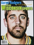2009 Aaron Rodgers Green Bay Packers Inside Wisconsin Sports