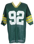 1990s Reggie White Green Bay Packers Jersey