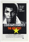 "1977 Muhammad Ali The Greatest 26""x 42"" Film Poster"