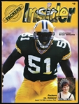 1998 Brian Williams Green Bay Packers Insider Game Program