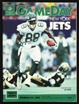 1988 Green Bay Packers vs New York Jets Official Game Day Publication