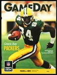 1990 Sterling Sharpe Green Bay Packers vs Chiefs Game Day Program