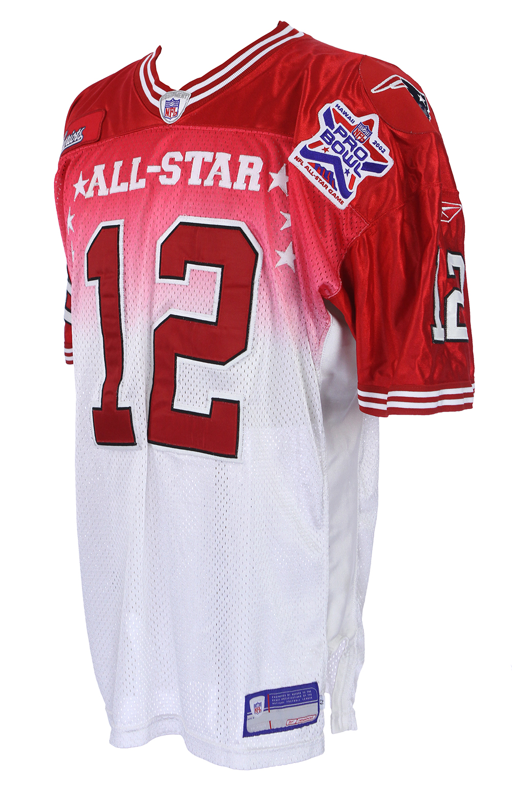 c502cfb550b 2002 Tom Brady New England Patriots AFC Pro Bowl Jersey (MEARS LOA). Touch  to zoom