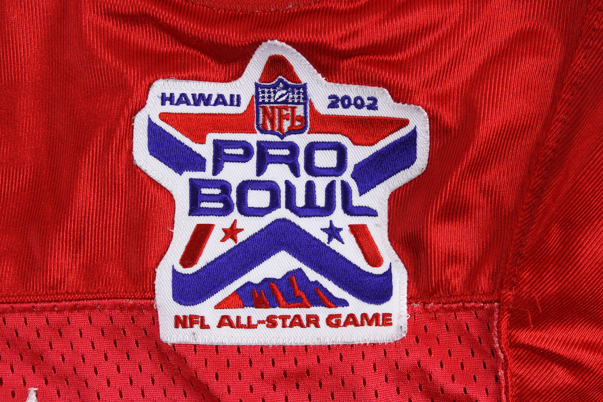 b95db55693c 2002 Tom Brady New England Patriots AFC Pro Bowl Jersey (MEARS LOA). Touch  to zoom. Previous
