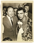 "1938 Max Schmeling World Heavyweight Champion 6.5"" x 8.5"" Original Photo"