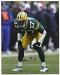 "1996-2002 Tyrone Williams Green Bay Packers Signed 11""x 14"" Photo (JSA)"