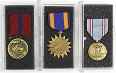 1960s-70s Military Medal Collection - Lot of 3