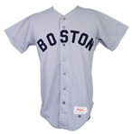 1986 Boston Red Sox #38 Road Jersey (MEARS LOA)