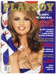 1998 Karen McDougal Playmate of the Year Signed Playboy Magazine (JSA)