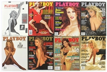 1960s-2000s Playboy Magazine Collection - Lot of 35+