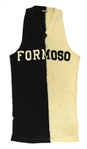 1920s Formoso Lbr. Co. Game Worn Basketball Jersey (MEARS LOA)