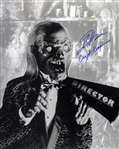 1989-1996 John Kassir Tales From The Crypt (director pose) Signed LE 16x20 B&W Photo (JSA)