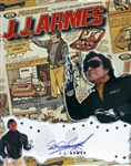 Jay J. Armes Signed LE 16x20 Color Photo (JSA)