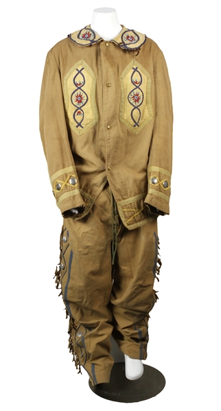 1920s Wild Wild West Show Indian Costume