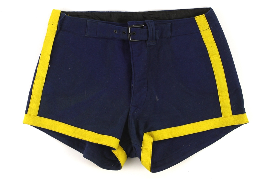 1920s Game Worn Basketball Shorts (MEARS LOA)