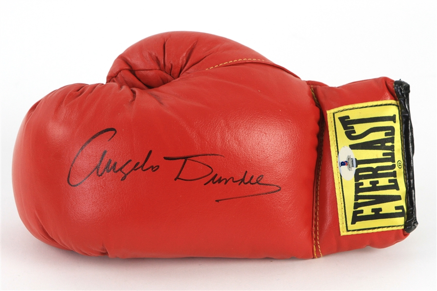 1990s Angelo Dundee Signed Everlast Boxing Glove (Beckett Authentication)