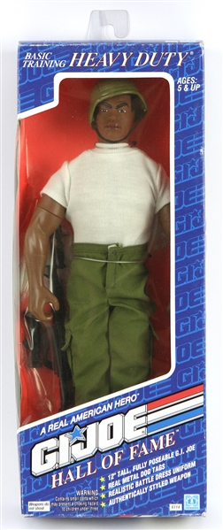 "1992 G.I. Joe Hall of Fame 12"" Poseable Figure"