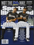 2012 Ozzie Guillen & Jose Reyes Miami Marlins Sports Illustrated