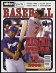 2008 Prince Fielder & Joe Mauer Athlon Sports Baseball Annual