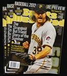 2013 Jason Grilli Pittsburgh Pirates Sports Illustrated (Lot of 3)