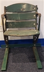 1953-2000 Milwaukee County Stadium Seat (Home of the Braves & Brewers)