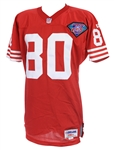 1994 Jerry Rice San Francisco 49ers Home Jersey