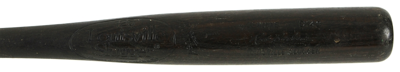1980-83 Rick Burleson Red Sox/Angels Louisville Slugger Professional Model Game Used Bat (MEARS LOA)