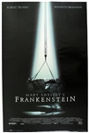 "1994 Mary Shelleys Frankenstein 23""x 35"" Film Poster"