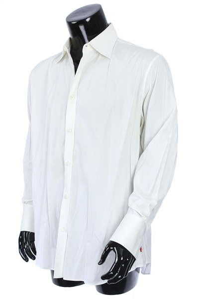2000s William Shatner Worn DSquared Long Sleeve Button Up Shirt (Shatner LOA/MEARS LOA)