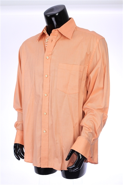 2000s William Shatner Worn Robert Graham Long Sleeve Button Up Shirt (Shatner LOA/MEARS LOA)