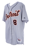 2013 Lloyd McClendon Detroit Tigers All Star Game Worn Jersey (MEARS A10/MLB Hologram)