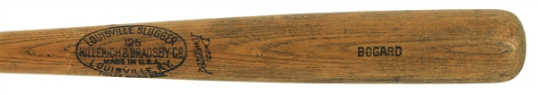 1945-47 John Bogard H&B Louisville Slugger Professional Model Game Used Bat (MEARS LOA)