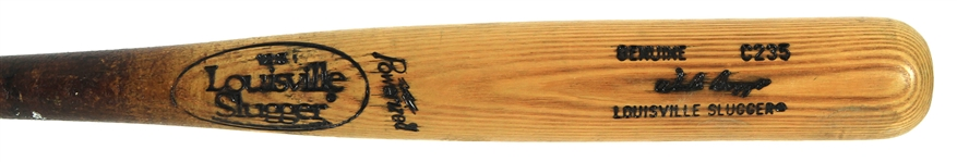 1986-89 Wade Boggs Boston Red Sox Louisville Slugger Bat